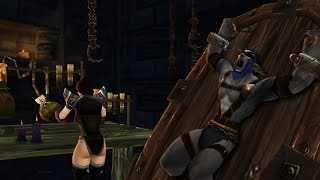 WELCOME TO STORMWIND! - (A WoW Machinima by Nixxiom)