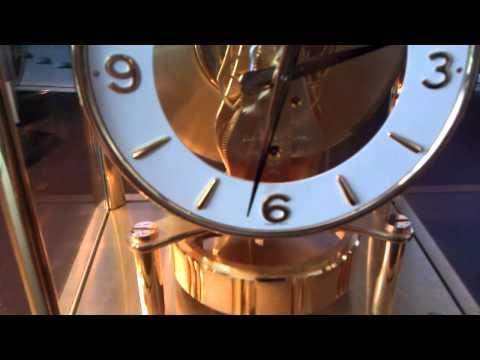 Atmos Atmospheric Clock Running
