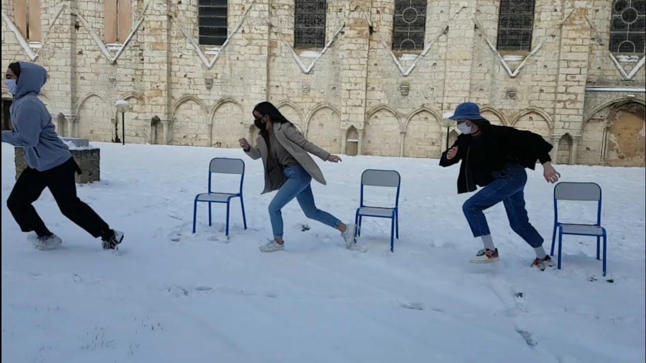 Dansons sous la neige !