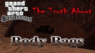 GTA SA Myth - The Truth About Body Bags