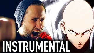 One Punch Man OP (The Hero) - Jonathan Young Cover INSTRUMENTAL