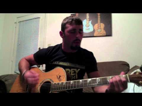 El Cerrito Place - Charlie Robinson (Kenny Chesney) Luke Scott Cover