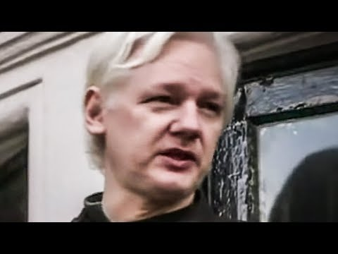 Julian Assange Indicted By Trump's Justice Department