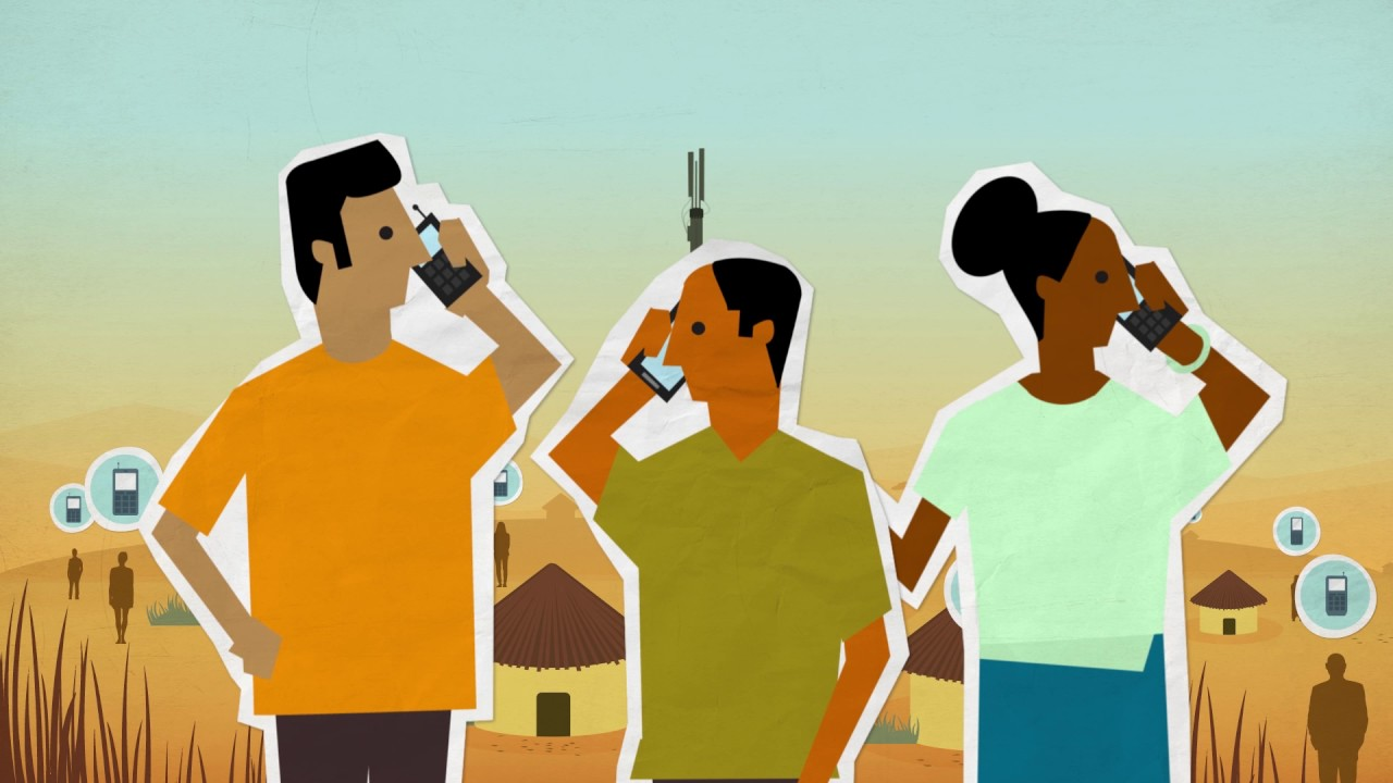 Listening to Africa: A New Way to Gather Data Using Mobile Phones