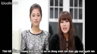 [WoollimVN] Vietsub Baby Soul + Yoo Jia  Hello For Youtube