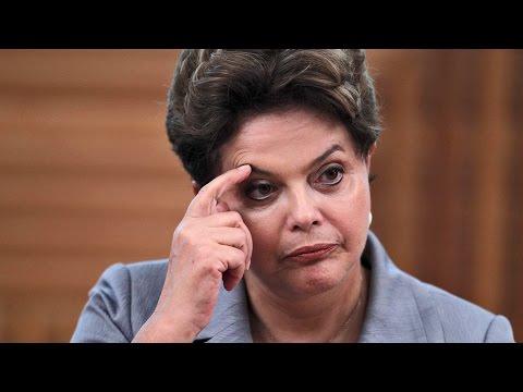 Bolsa em alta em dia que Dilma pode virar ré