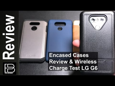 big sale c002d 426ec LG G6: Best LG G6 cases from Encased reviewed and wireless charging ...