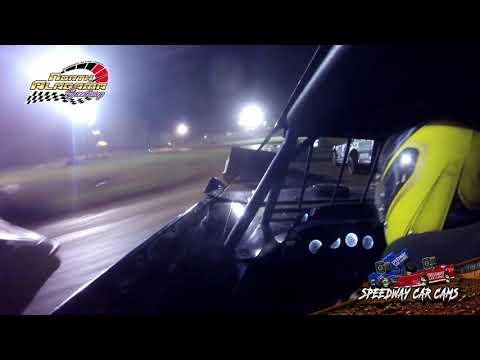 #69 Braden Mitchell - 604 Both Features - 7-14-18 North Alabama Speedway - In Car Camera