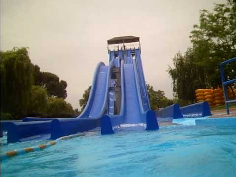 S per slide villanueva de la ca ada youtube for Piscina villanueva de la canada