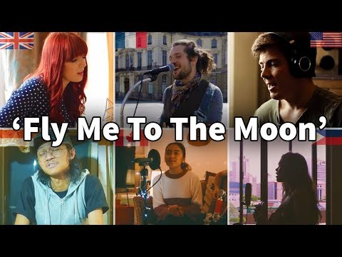 Who Sang It Better: Fly Me To The Moon (France, Canada, US, UK, Philippines, Indonesia)
