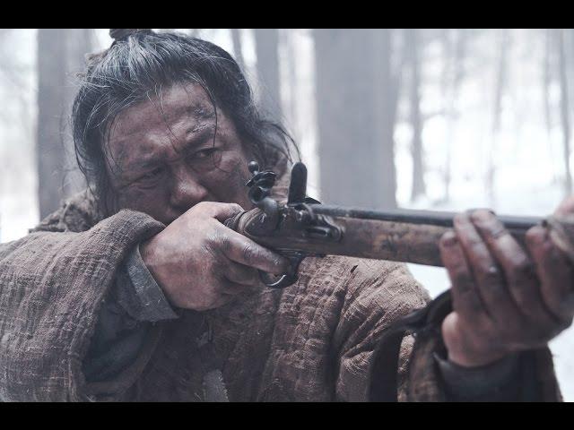 大虎対人間の決戦!映画『隻眼の虎』予告編