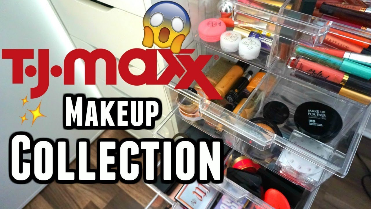 Tj Maxx Makeup Collection 2019 Youtube