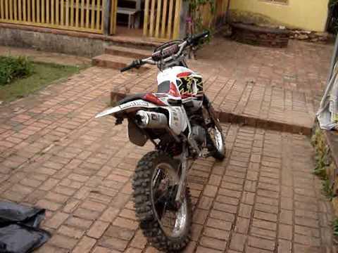 Xr 200 Trilha Honda Xr200 Xr200r Youtube