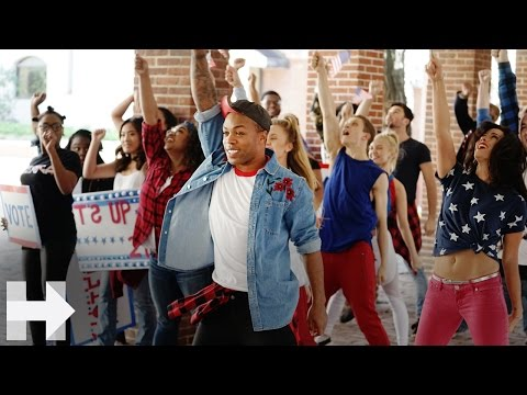 A Message For Briana ft. Todrick Hall #StrongerTogether | One Vote at a Time | Hillary Clinton