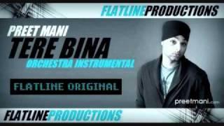 Tere Bina (Orchestra Instrumental) Preet Mani.wmv