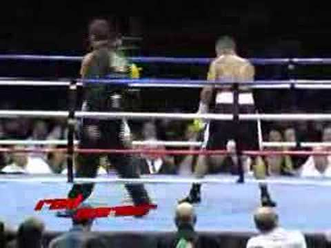 Robbie Peden Vs Ranee Ganoy Full Fight RAW