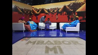 🛑 [TALKSHOW] Suivez MBABOR MI avec Alima Ndione | mardi 19 janvier 2021