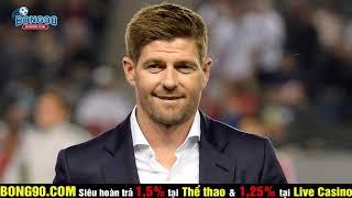TIN BÓNG ĐÁ 30/12 | Ronaldo muốn làm tài tử điện ảnh | Gerrard mỉa M.U không đủ tuổi với Liverpool