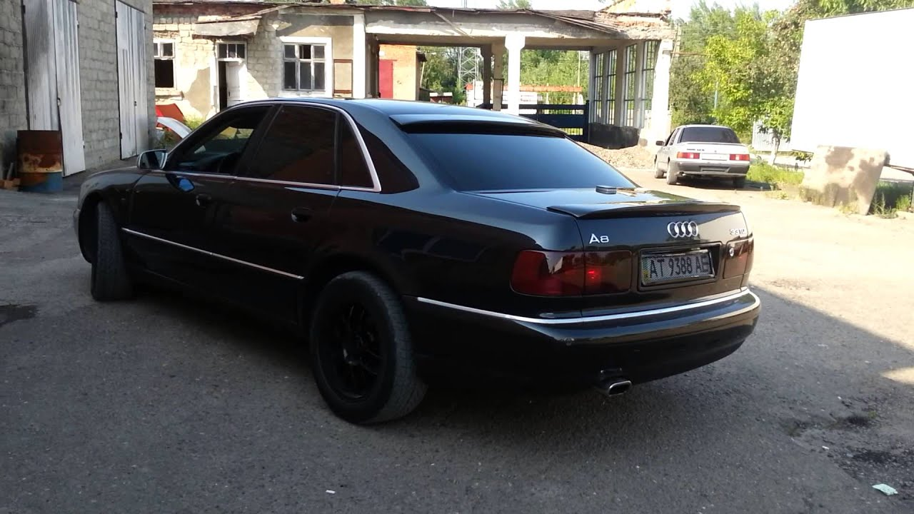 Audi A8 D2 3 3 Tdi V8 Biturbo Youtube