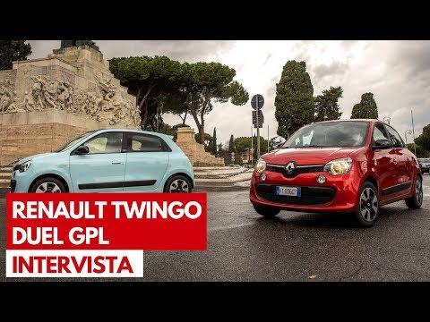 Renault Twingo Duel GPL   Le caratteristiche della piccola francese a doppia alimentazione