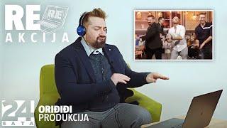 Dalibor Petko REAGIRA na svoj legendarni ples iz Turbo Limach Showa