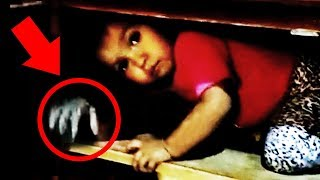 5 Scary Ghost Videos That Will Make You HIDE In The COMMENTS