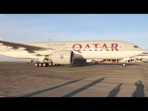 Qatar Airways makes worlds longest route, Doha to Auckland 2017