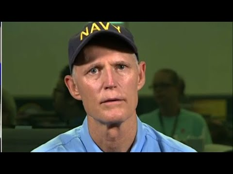 "Florida Gov. Rick Scott on ""search and rescue"" after Hurricane Michael"