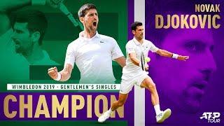 Djokovic's Wimbledon Win