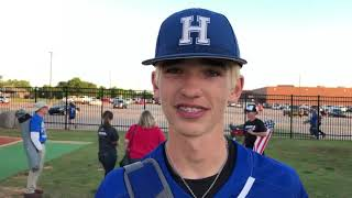 Varsity: Harrah advances to next round of Class 4A baseball tournament