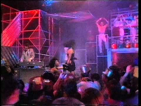 Indeep - Last Night A DJ Saved My Life, Top Of The Pops 1983