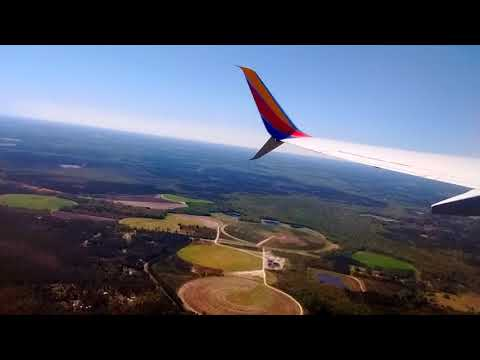 Flying out of Jacksonville International Airport (JAX)