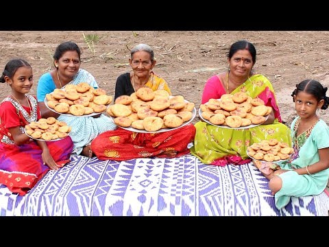 Aloo Kachori Recipe by My Grandmother || Khasta Kachori Potato Stuffed Recipe || Myna Tasty Food