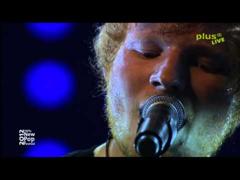 Ed Sheeran - Guiding Light (LIVE beim SWR3 New Pop Festival 2012 in Baden- Baden)