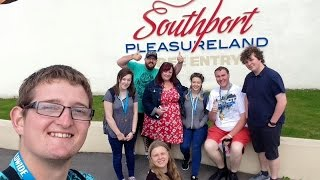 Southport Pleasureland Vlog July 2016