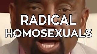 RADICAL HOMOSEXUALS (I wanna know why): I Discriminate All the Time - The Jesse Lee Peterson Story