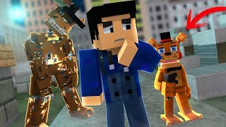 Minecraft: APOCALIPSE ANIMATRONIC #03 - FAMÍLIA DO FREDDY !! ( FIVE NIGHTS AT FREDDY'S )