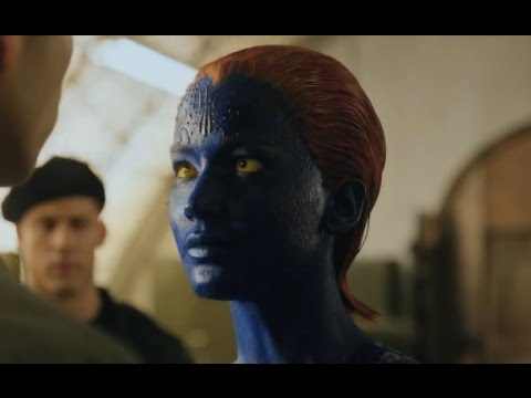 MYSTIQUE versus WILLIAM STRYKER (2014) X-MEN: Days of Future Past