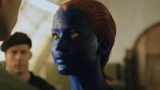 MYSTIQUE versus WILLIAM STRYKER (2014) X-MEN: Days of Future Past