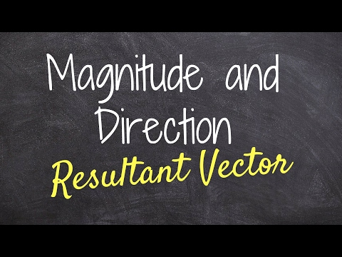 Видео How to solve vector problems