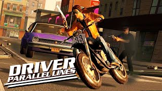 Driver: Parallel Lines (PC) - Gameplay Walkthrough - Mission #12: Air Mail