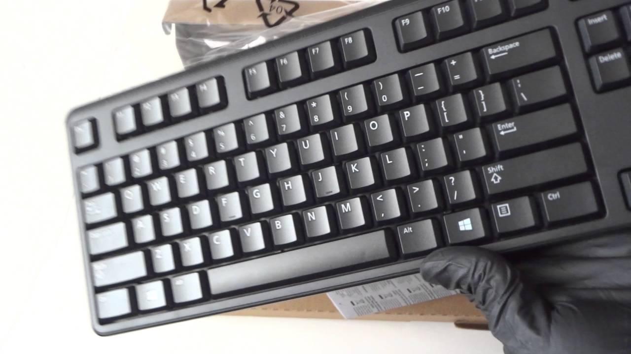 Dell Keyboard KB212-B 0DJ458