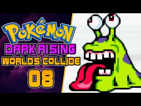 Pokemon Dark Rising Origins Worlds Collide Part 8 MEGA EVOLUTION! Rom Hack Gameplay Walkthrough