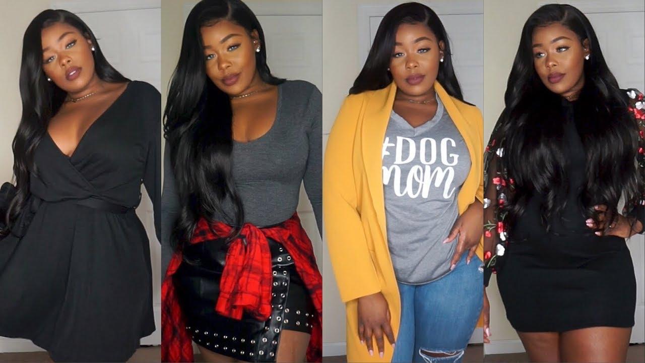 7635c0bc3 2018 Trendy Zaful Curvy/Thick girl fashion  Plus Size Options  2XL-5XL