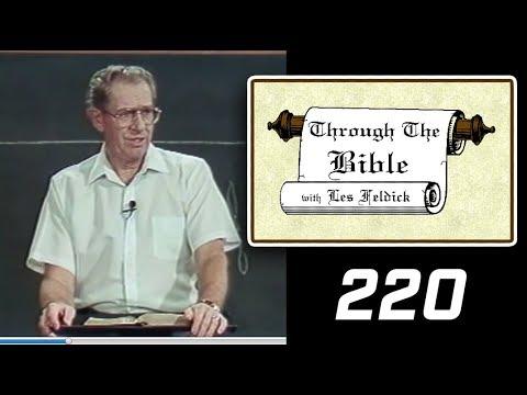 [ 220 ] Les Feldick [ Book 19 - Lesson 1 - Part 4 ] Saul's Conversion