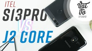 So sánh Itel S13 Pro & Galaxy J2 Core
