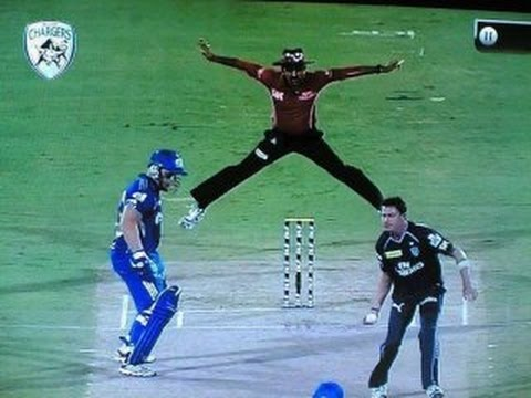 IPL 2015-Most Funniest Momment In The Cricket History