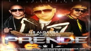 MB Alqaeda Ft. Julio Voltio & Pacho - Prende (Prod. by Jowny Boom Boom & Valdo)