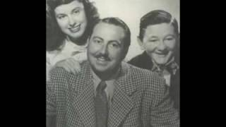 The Great Gildersleeve: Fishing at Grass Lake / Bronco the Broker / Sadie Hawkins Dance