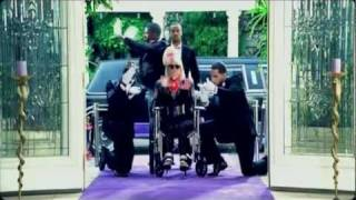 Lady Gaga video mix (Bad Romance David Guetta remix + Finally 2008)